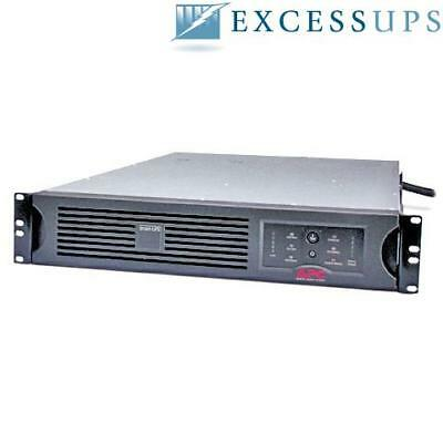 APC SUA3000RM2U Smart-UPS 3000VA RM 2U New Batts, 1YrWrnty, FreeShip!