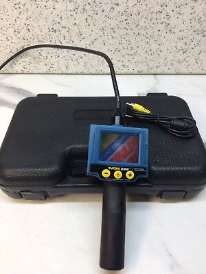 Work Zone Inspection Camera