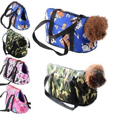 04034de1bd50 PET TRAVEL BAG For Dog puppy cat kitten rabbit Carrier cage crate ...