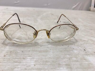 6acbc435d9f3 VINTAGE Vogue Eye Glasses Frame Gold Tortoise