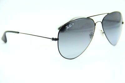 RAY BAN RB3558 002 8G Black   Grey Gradient 58mm Sunglasses -  89.95 ... 43c6017226