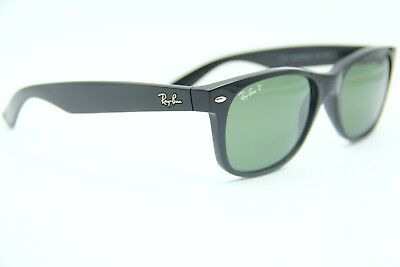 Ray-Ban Rb 2132 901 58 Black Sunglasses Authentic Frame Rb2132 55-18 ec32f82033