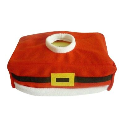 1X(Tissue Dispenser Rectangular Christmas Tissue Box 25.5x14x9.5cm H9R9)