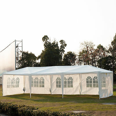 10'x30' Outdoor Party Wedding Patio Tent Garden BBQ Canopy Gazebo Pavilion Event