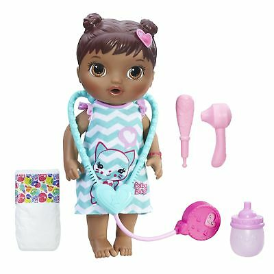 BABY ALIVE Better Now Bailey Doll (African American) New Free Shipping