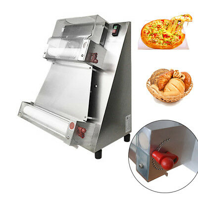 Auto Pizza Bread Dough Roller Sheeter Machine Pizza Making Machine 110/220V