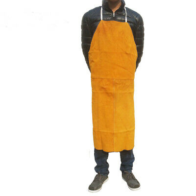 welder protection Leather Welding Apron