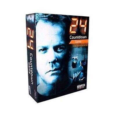 24 Countdown Game NEW