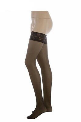 Conte Women's Thigh High Self- Supported Stockings, Class 40 Denier