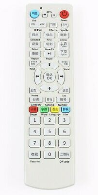 Remote Controller&Wifi Antenna&Songbook For Touch Screen Karaoke Player