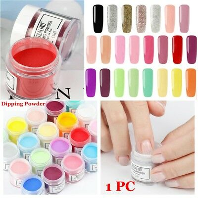Women Nail Art Decorations Nail Color Dip Dipping Powder  Polish Starter-Kit