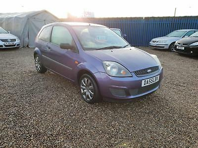 2006 Ford Fiesta 1.25  Style **  GREAT LOW MILEAGE*FULL SERVICE HISTORY **