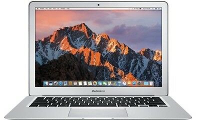 Apple Macbook Air 13 Silver Intel i5 1.8Ghz 8GB 128GB Precintado. Envío 24-48H