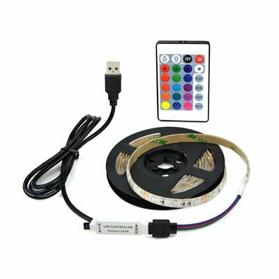RGB remote control USB 1m LED strip light Waterproof Tape LED Background Lamp