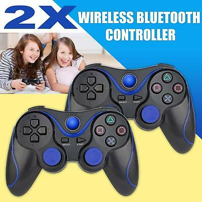 2 x Wireless Game Controller/Bluetooth Gamepad Remote For PC