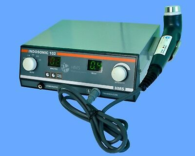 Professional-Ultrasound-Therapy-1Mhz-Suitable-Underwater-model-Indosonic FGS