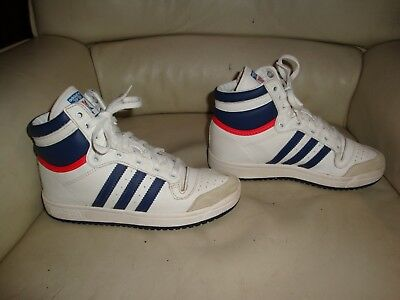 Adidas Top Ten High Junior Used - Sneakers taille 34 Occasion - US 2,5 / UK 2