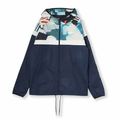 BNWT SUPERSTAR ADIDAS WINDRUNNER TRACK TOP HOODY itasca CHAOS WINDBREAKER  JACKET 0f665ad345f4