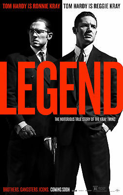 LEGEND MOVIE Art Silk Poster 8x12 24x36 24x43