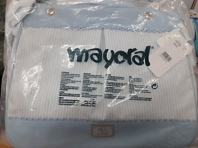 Mayoral Changing Bag blue BRAND NEW!! Cheap!!