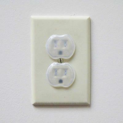 Mommy's Helper Outlet Plugs Child Safety Outlet Cover 36 Count