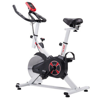 11Kg Exercise Spin Bike Home Gym Bicycle Cycling Cardio Fitness Workout Machine