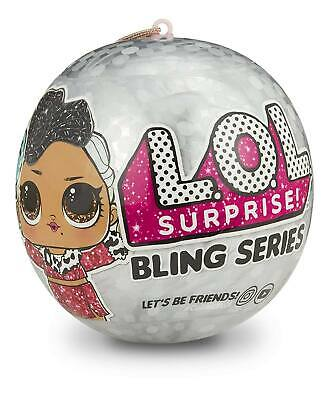 MGA 554806E7C L.O.L. Surprise Bling Dolls Holiday Series