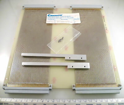Cambion 714-5278-02 DIN 41612 64 Way Double Extender PCB OM0967Q