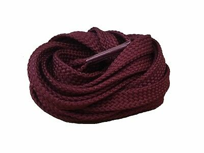 819dafd82812e AMERICAN MADE MAROON Athletic Sneaker Laces 45
