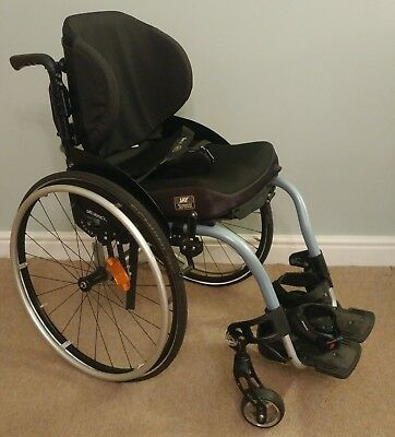 Ottobock Ventus Wheelchair Otto Bock Jay Xtreme Active Cushion