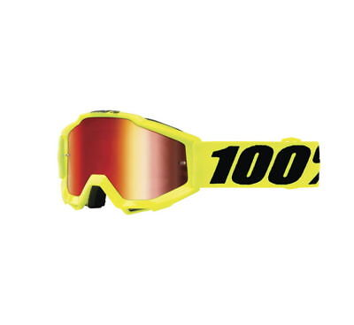 100% Accuri Youth Goggles mx dirt off road atv street