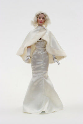"""Carole in """"Gable and Lombard"""" (Edith Head) Porcelain Doll by Robert Tonner"""