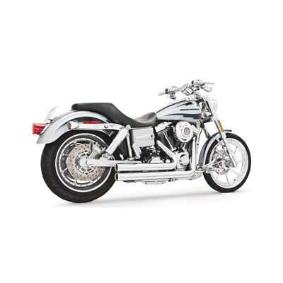 Echappement Freedom Performance Independence Shorty chrome Rocker et Breakout 08
