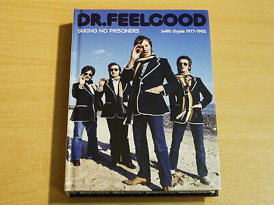 Dr Feelgood/Taking No Prisoners/4x CD + DVD Box Set + Book