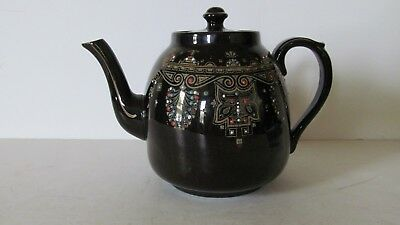 Gibson And Sons, Burslem, England Teapot