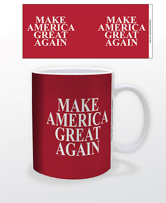 Make America Great Again 11 Oz Coffee Mug Politics Usa Republican Party Trump!!!