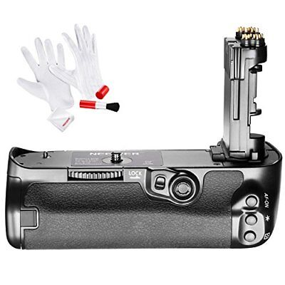 Neewer BG-E20 Replacement Battery Grip for Canon 5D Mark IV Camera, Works ...
