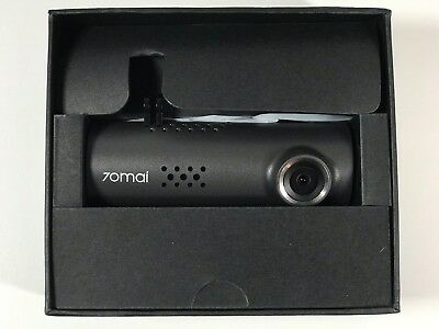 70mai Smart Dash Cam with Built-in Wifi, Featuring Voice Control, Emergency Reco