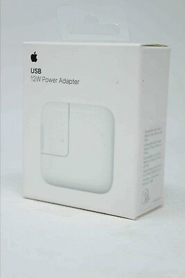 Apple 12W USB Power Adapter Wall Charger Plug for Apple iPad Air 2 3 4 MD836LL/A