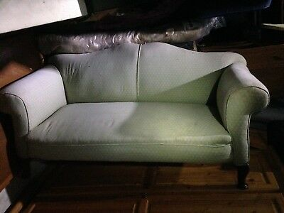 Victorian Sweetheart Back Sofa