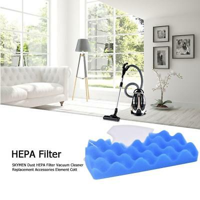 Vacuum Cleaner Blue Sponge Dust Hepa Filter Accessory for Samsung DJ97-01040C US