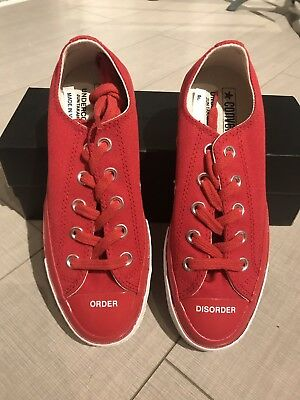 49b89a12db46 CONVERSE X UNDERCOVER All-Star 70 s OX Low-Chuck Taylor-RED Men s ...