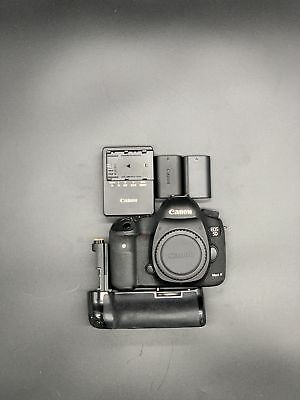 Canon EOS 5D Mark III DSLR Camera (Body + grip + accessories)