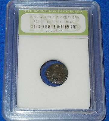 #44  Authentic Ancient Constantine The Great Era Bronze Roman Coin 2212625921