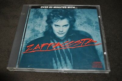 Zappacosta - Over 60 Minutes With Zappacosta CD 1987 Capitol Canada
