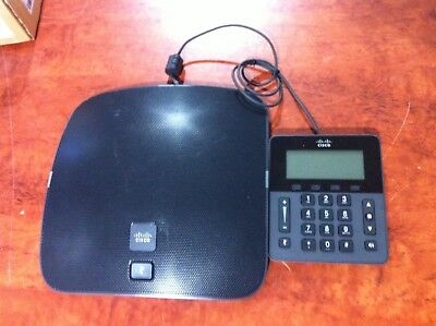 CISCO CP-8831 CP-8831-Base VoIP Expandable Conference Phone W/ CP-8831-DCU-S