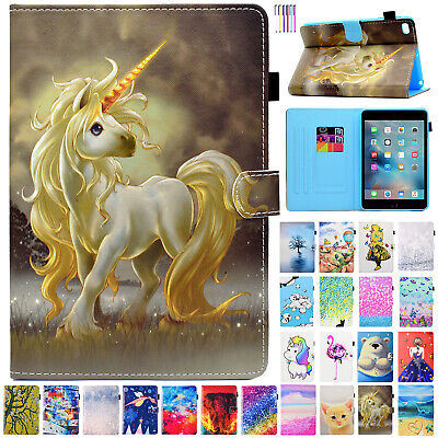 """Smart Magnetic Flip Wallet Case Cover For iPad 9.7"""" 2018 Air 2 1 Min 4 3 2 1 Pro"""