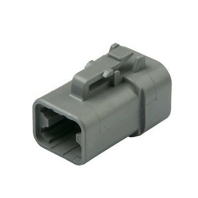 DEUTSCH DTP06-4S DTP Series 4-Way Plug