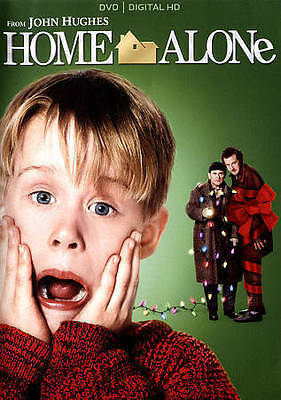 Like New - Home Alone (DVD) Free Shipping - No Digital Code