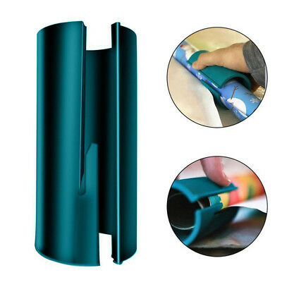 Black Sliding Wrapping Paper Cutter Gift Package Second Wrap Paper Cuting Tool